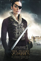 Pride and Prejudice and Zombies Poster 6