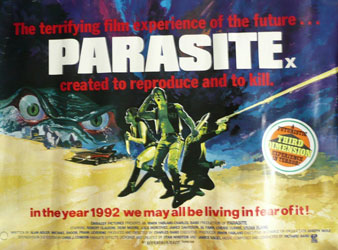 Parasite Poster 1