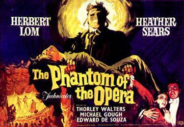 The Phantom of the Opera Poster 1