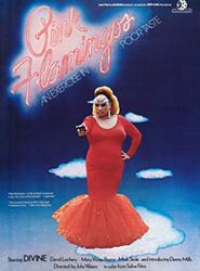 Pink Flamingos Poster 2