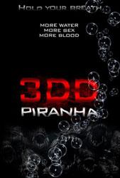 Piranha 3DD Poster 3
