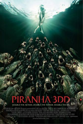 Piranha 3DD Poster 4