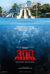 Piranha 3DD Poster 6