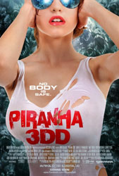 Piranha 3DD Poster 7