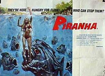 Piranha Poster 2