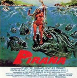 Piranha Poster 3