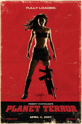 Planet Terror Poster 2