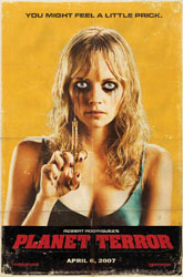 Planet Terror Poster 3