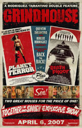 Planet Terror Poster 4