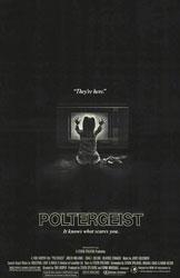 Poltergeist Poster 1