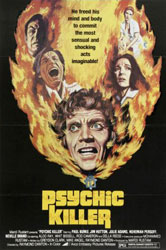 Psychic Killer Poster 1