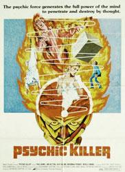 Psychic Killer Poster 2
