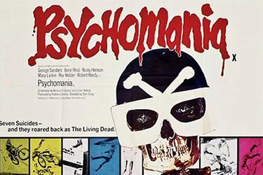 Psychomania Poster 3