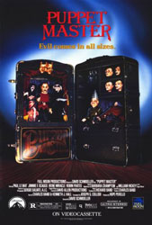 Puppet Master Poster 1