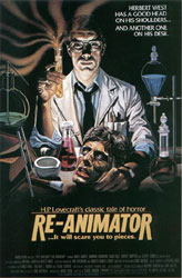 Re-Animator Poster 1