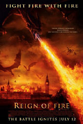 Reign Of Fire Poster 1
