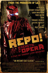 Repo! The Genetic Opera Poster 1