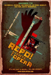 Repo! The Genetic Opera Poster 2