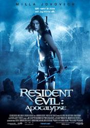 Resident Evil: Apocalypse Poster 3