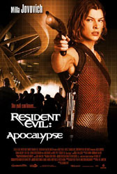 Resident Evil: Apocalypse Poster 4