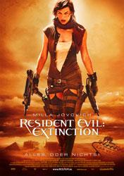 Resident Evil: Extinction Poster 3