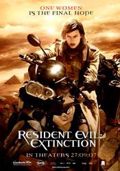 Resident Evil: Extinction Poster 4