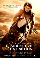 Resident Evil: Extinction Poster 5
