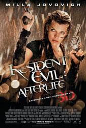 Resident Evil: Afterlife Poster 1