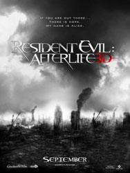 Resident Evil: Afterlife Poster 10