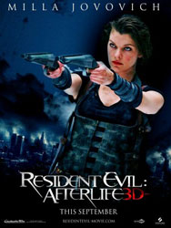 Resident Evil: Afterlife Poster 11