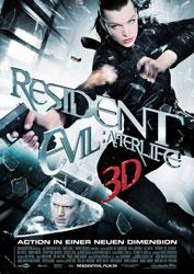 Resident Evil: Afterlife Poster 3