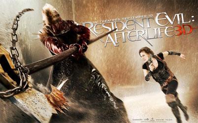 Resident Evil: Afterlife Poster 4