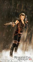 Resident Evil: Afterlife Poster 5