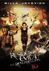 Resident Evil: Afterlife Poster 7