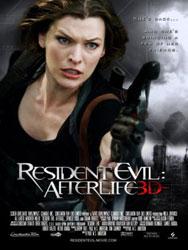 Resident Evil: Afterlife Poster 9
