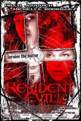 Resident Evil Poster 1