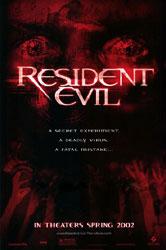 Resident Evil Poster 2