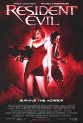 Resident Evil Poster 4