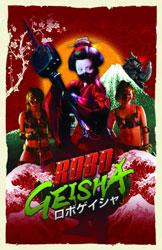 RoboGeisha Poster 3
