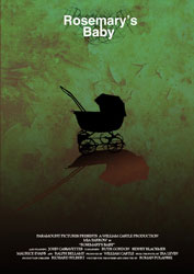 Rosemary's Baby Poster 1