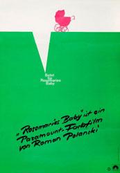 Rosemary's Baby Poster 10