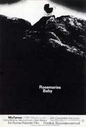 Rosemary's Baby Poster 12