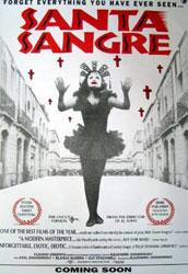 Santa Sangre Poster 1