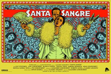 Santa Sangre Poster 2