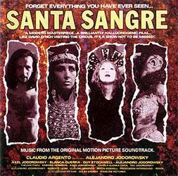 Santa Sangre Poster 3