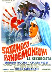 Satanico Pandemonium Poster 1