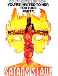 Satan's Slave Poster 2