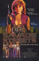 Savage Streets Poster 3