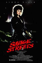 Savage Streets Poster 6