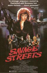 Savage Streets Poster 7